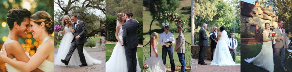 Wedding Ceremonies with Grass Valley Wedding DJ Justin Warwick